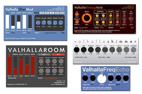 Valhalla Full Bundle Mac Crack 2020.12 Full Version [2021]