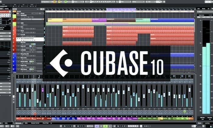 Cubase Pro Crack 10.5.20 for MAC With Torrents Free