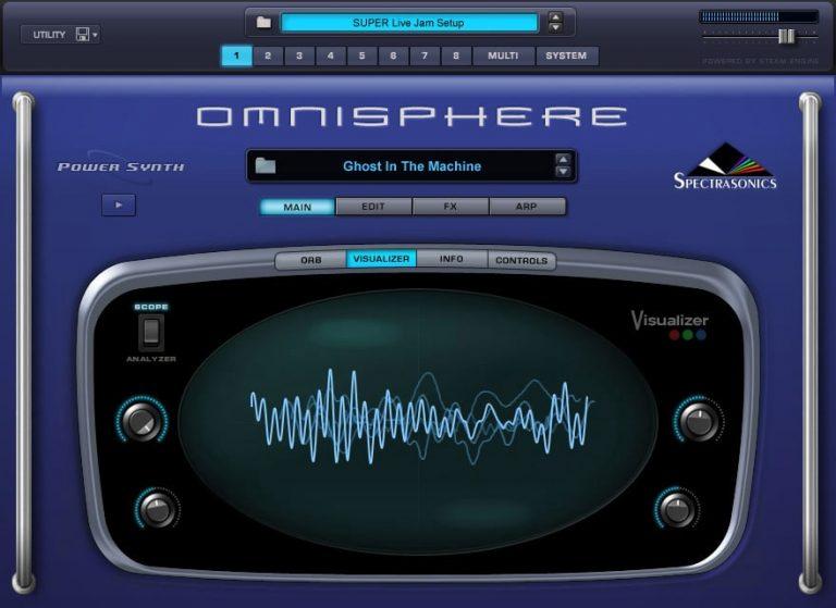 Spectrasonics Omnisphere 2.6 For Windows Free Download