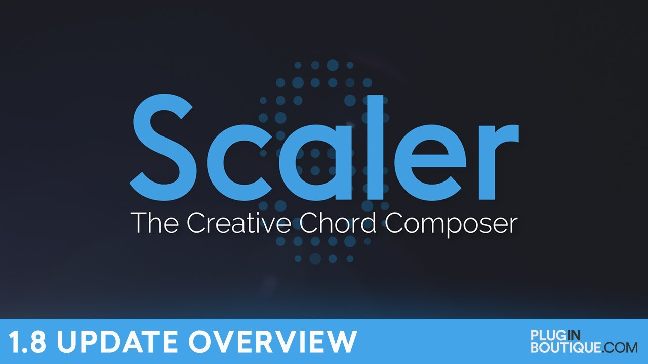 Plugin Boutique Scaler Crack Mac 2 v2.0.6 Full Version
