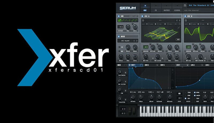 Xfer Records Serum + Serum FX + Update 128b6 (VSTi, AUi) [OSX]