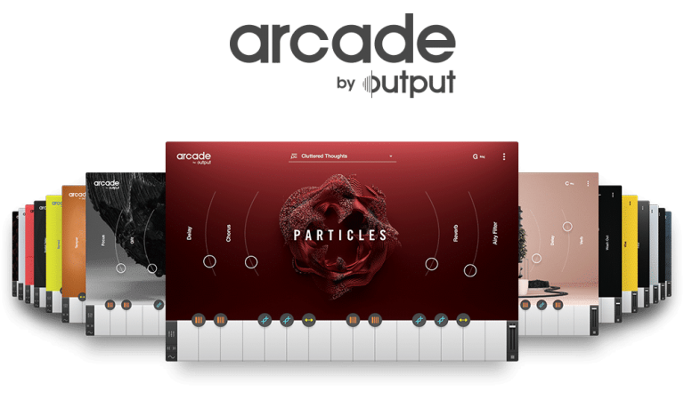 Arcade VST by Output Crack 1.3.11 [Mac] Full Version Download