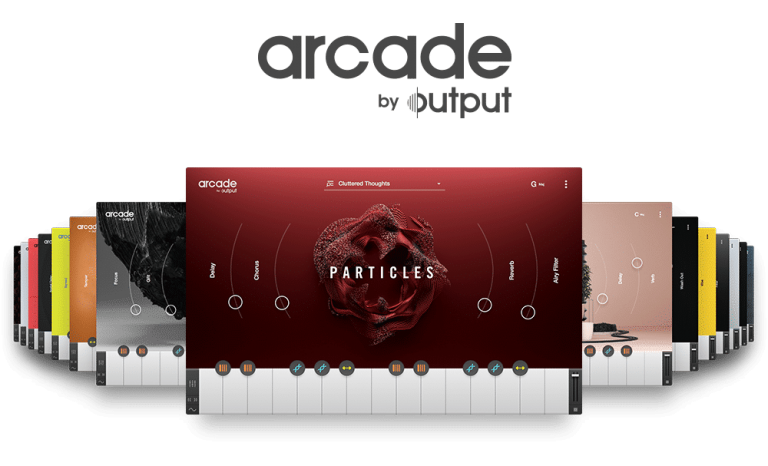 Arcade VST by Output Free Download + Crack [Mac]