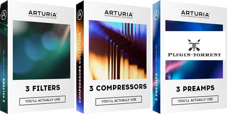 Arturia 3 Filters & 3 Preamps Mac+Win Crack Full Version Free Download