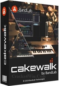 BandLab Cakewalk Crack 26.09.0.06 Vst Full Version