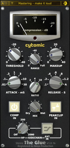 Cytomic The Glue Crack VST 1.4.1 Free Download Plugin-Torrent