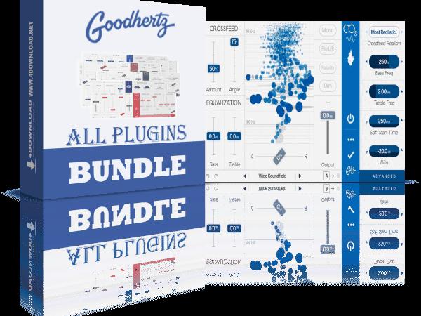 Goodhertz ALL Plugins Bundle 3.5.1 For Windows Full version