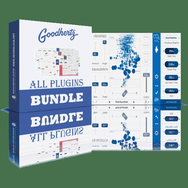 Goodhertz ALL Plugins Bundle 3.5.1 Fro Windows Full version