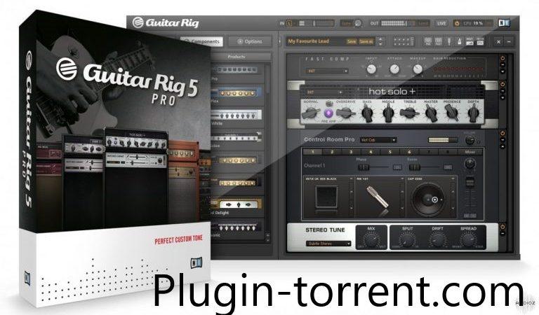Guitar Rig Pro Crack Mac 5.2.2 Full Version Free Download