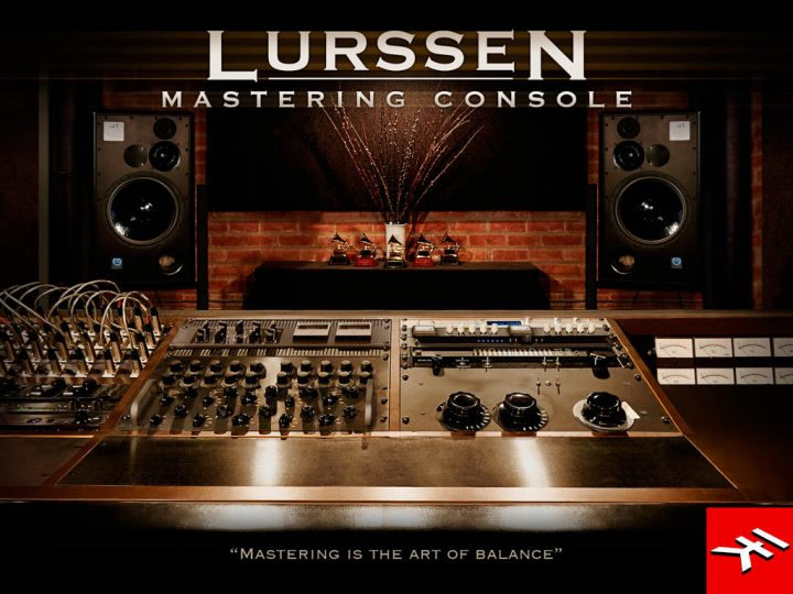 Lurssen Mastering Console For Mac Crack with Serial Key Free Download