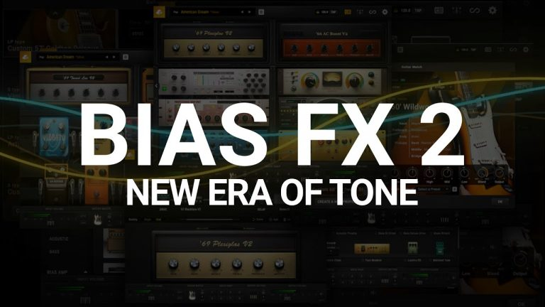 Positive Grid BIAS FX2 Crack Elite 2.1.6.4812 VST-Crack