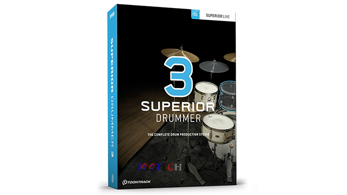 Toontrack Superior Drummer 3.1.5 For Win Free Download