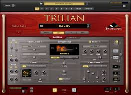 Spectrasonics Trilian 1.4.4C Vst Crack [Mac] Free Download