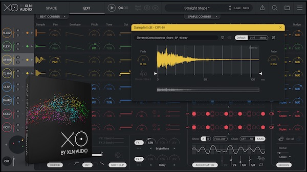 XLN Audio XO v1.1 Crack for Windows Free Download