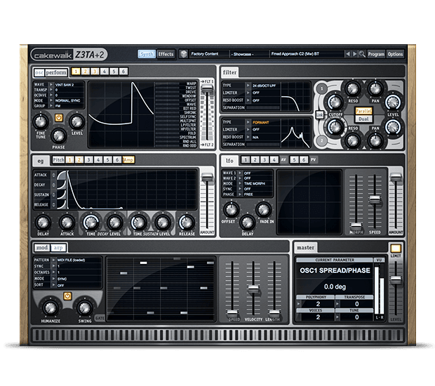 Z3TA+ 2 Waveshaping Synthesis for Mac and PC Crack Free Here!
