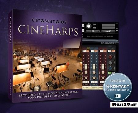 Cinesamples CineHarps v1.1 Kontakt Latest 2021 Free Download