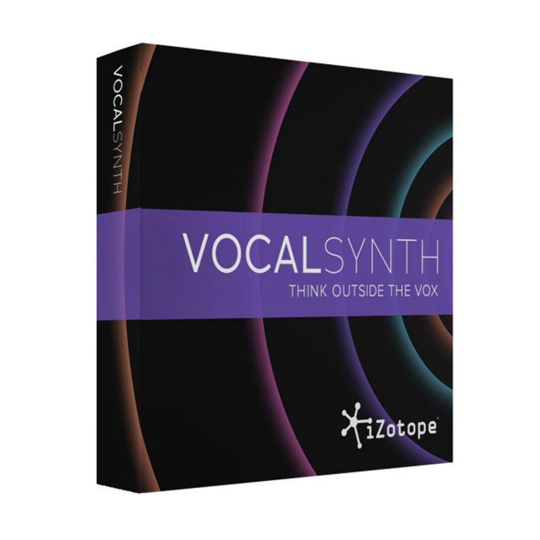 iZotope VocalSynth 2 Crack [Mac + Windows] Full Torrent Here!