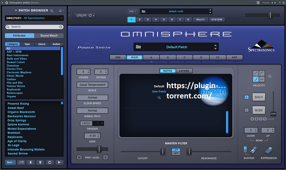 Omnisphere 2.5 For Mac Latest Version Free Download Here
