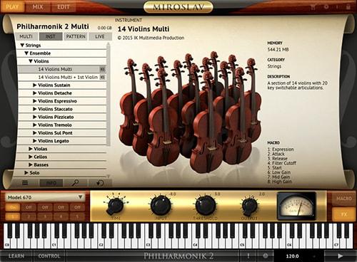 Miroslav Philharmonik 2 For Mac Latest Version Free Here