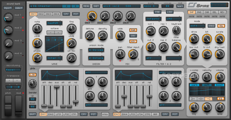 Reveal Sound Spire For Mac Latest version 1.1.14 Free Here