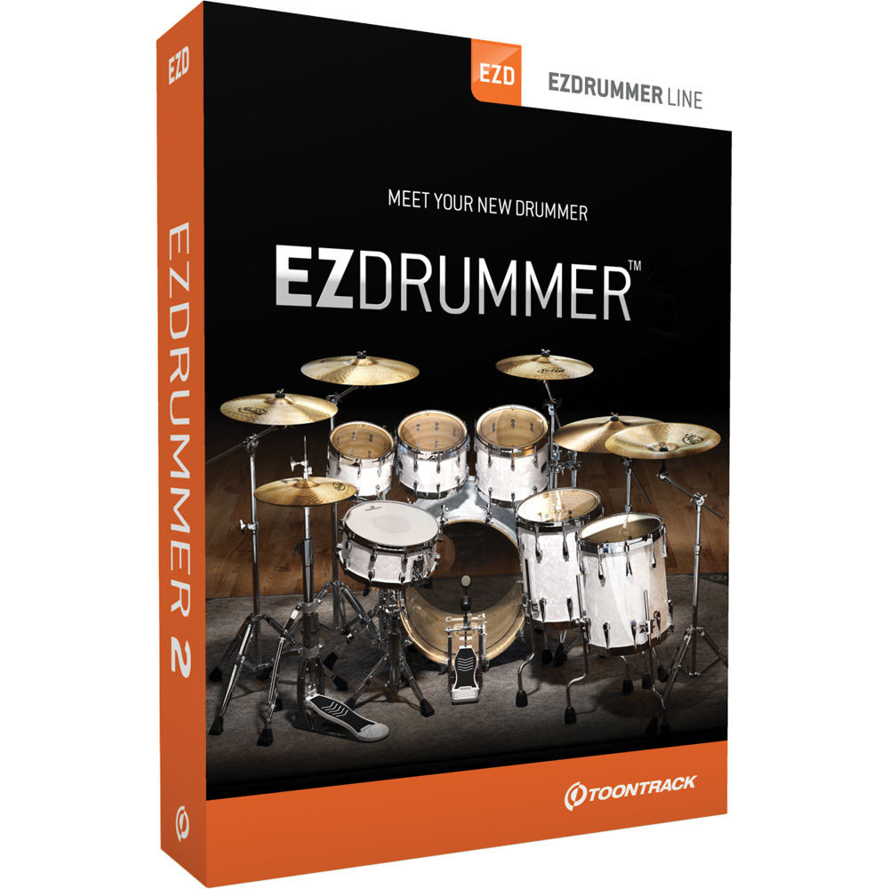 EZdrummer 2 For Mac Latest Version 2020 Download Free Here
