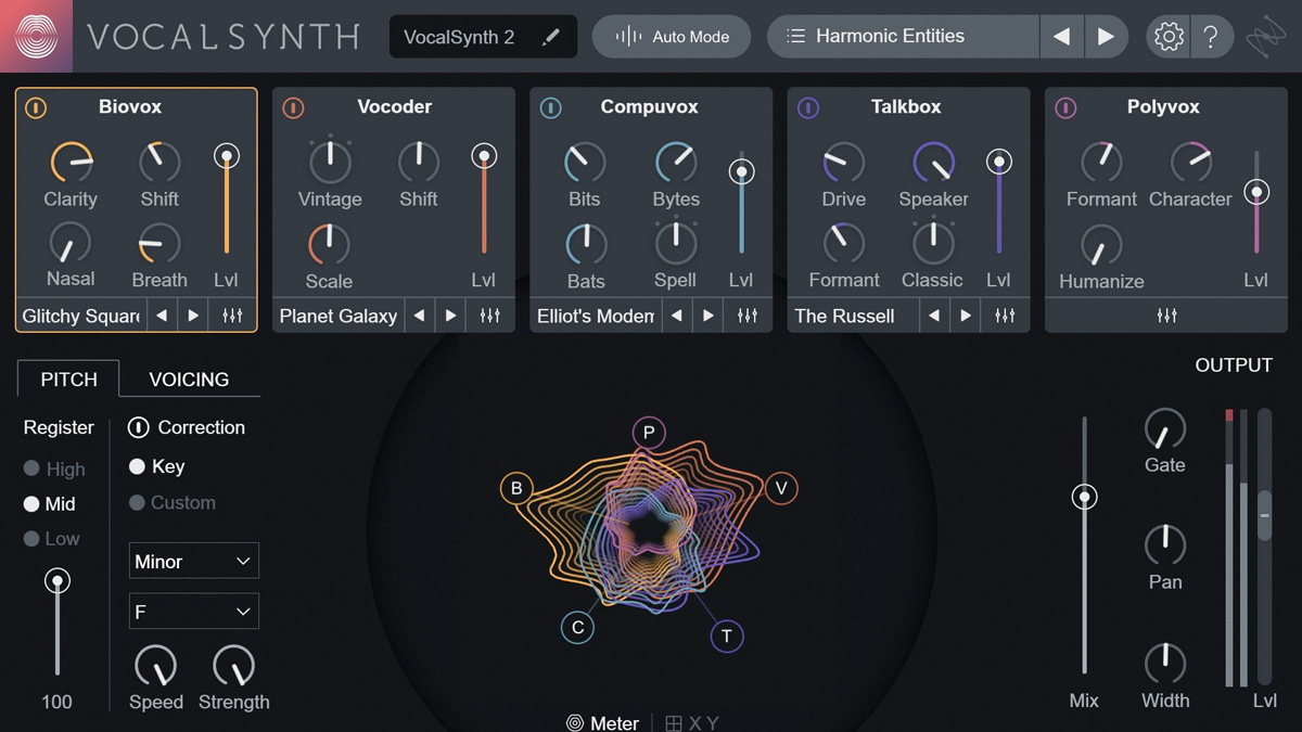 iZotope VocalSynth 2 For Mac Latest Version Free Download