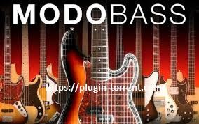 Modo Bass For Mac v1.5.1 Free Download with Full Library