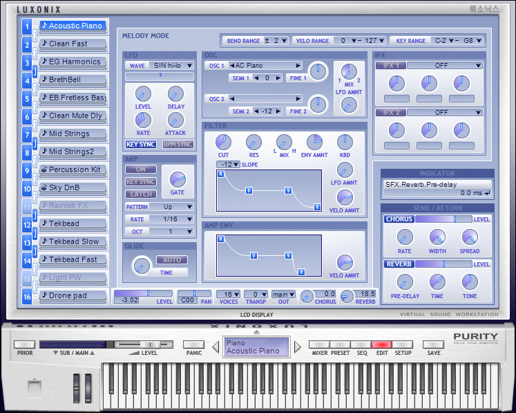 LUXONIX Purity (Win & Mac) Latest 2020 Free Download