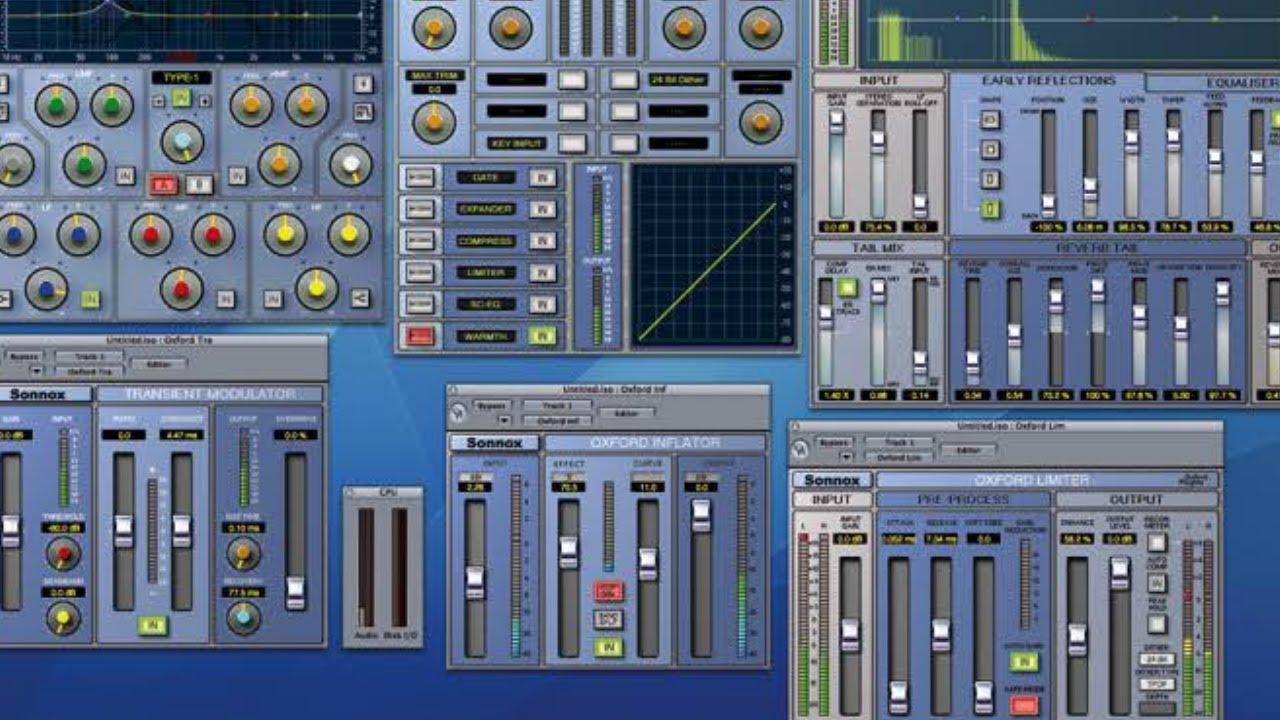 Sonnox Oxford Bundle For Mac Latest Version 2020 Free Download
