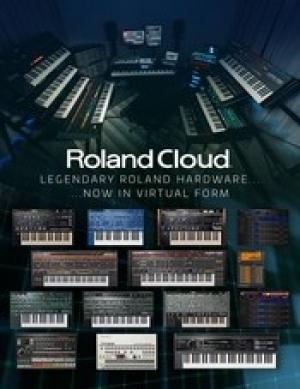 Roland Cloud Total For Mac 12.2019 Latest Version Download