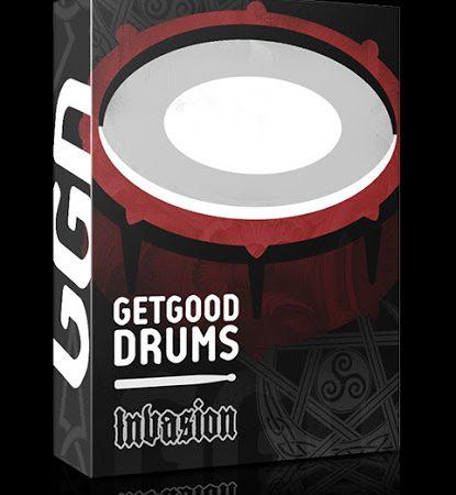 GetGood Drums Invasion Crack v1.3.0 For Kontakt Download