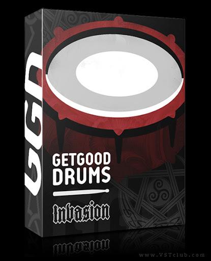 GetGood Drums Invasion v1.3.0 For Kontakt Free Download