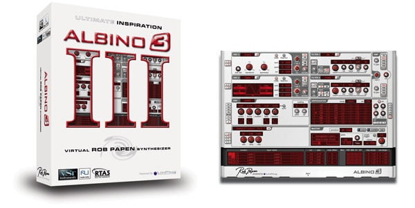 Rob Papen Albino 3 VST Crack (Mac) – Free Download