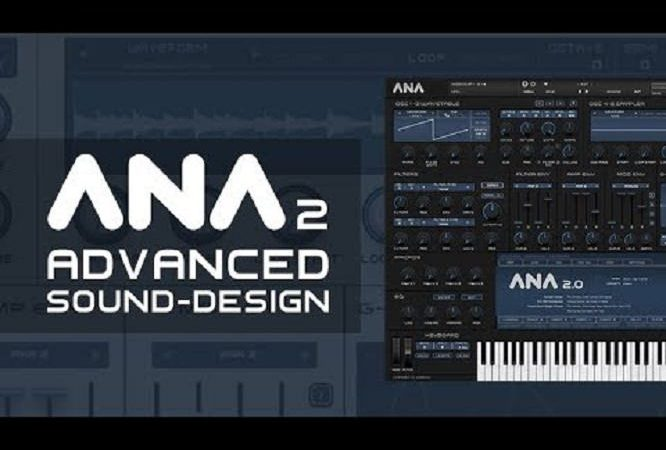 Sonic Academy – Ana 2 Crack (Win) VST Plugin Free Download