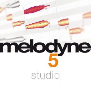 Melodyne Studio 5 Crack