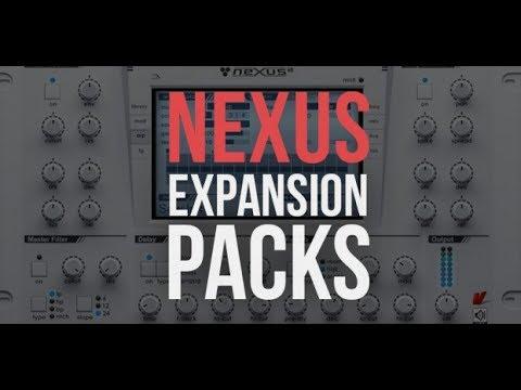 Nexus Expansion Pack Crack Mac Free Download
