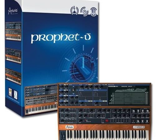 Arturia Prophet V Crack 3.3.6.2.3882 Free Download