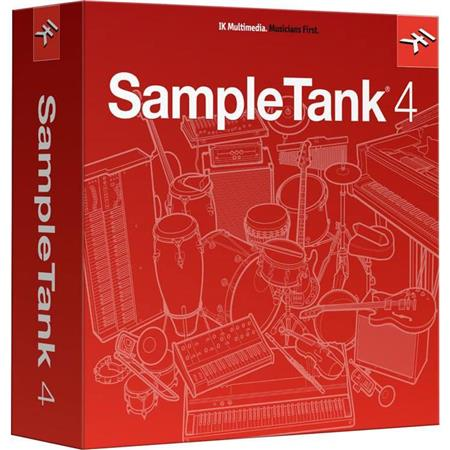 IK Multimedia SampleTank Crack v4.1.1 FREE Download