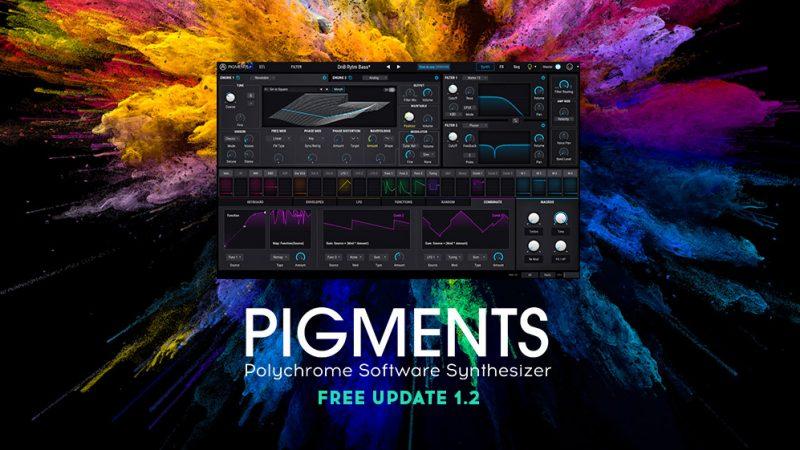 Arturia Pigments VST Crack (Win) 2.1.2.3854 Plugins Download