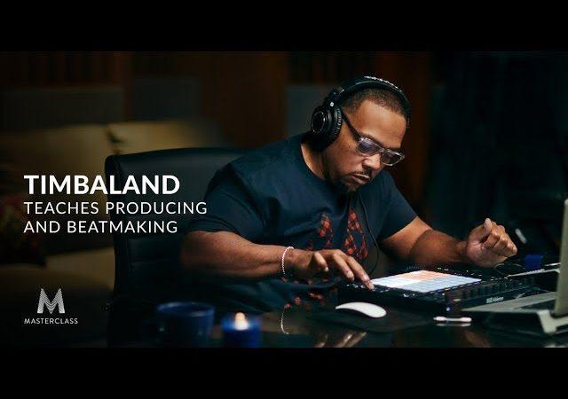 Timbaland Masterclass Torrent Teaches Producing – VST Crack