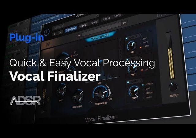 Vocal Finalizer Crack Mac Free Download Plugin-Torrent