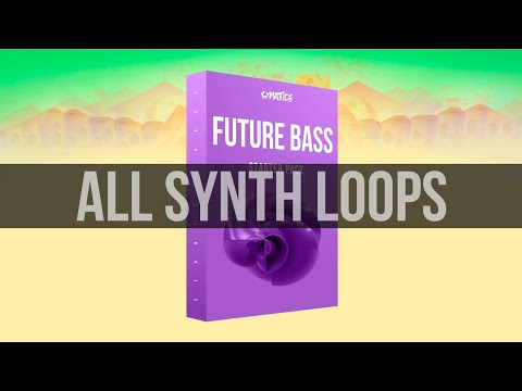 Cymatics – Future Bass Starter Pack (WAV) Plugin-Torrent