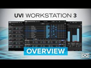 uvi workstation crack