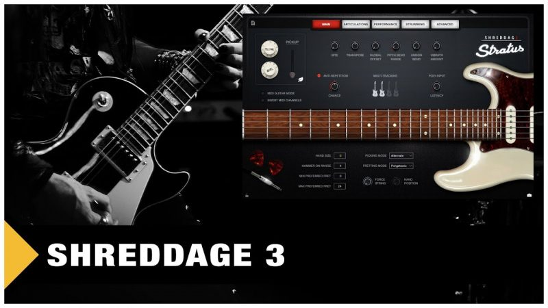 Impact Soundworks Shreddage 3 Crack Vst Crack