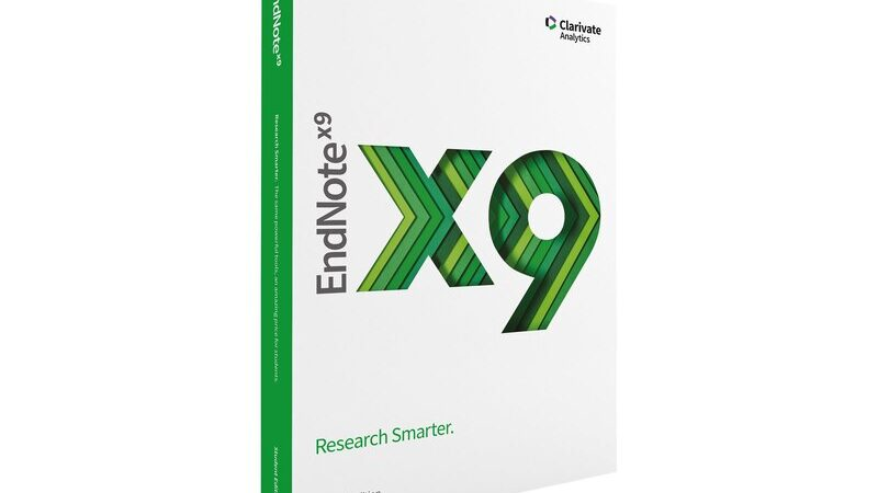 EndNote Crack X 9.3.3 Product Key Latest Version [2021]
