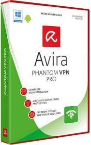 Avira Phantom VPN Pro Crack 2.34.3 Activation Key [2021]