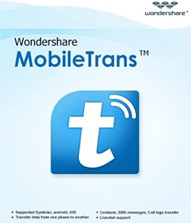 Wondershare MobileTrans Crack 8.1.0 Registration Code [2021]