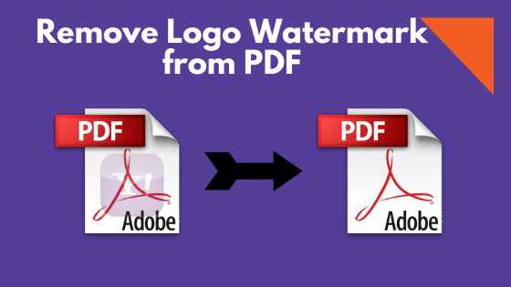 PDF Watermark Remover Crack 1.4.9.1 License Key Latest [2021]