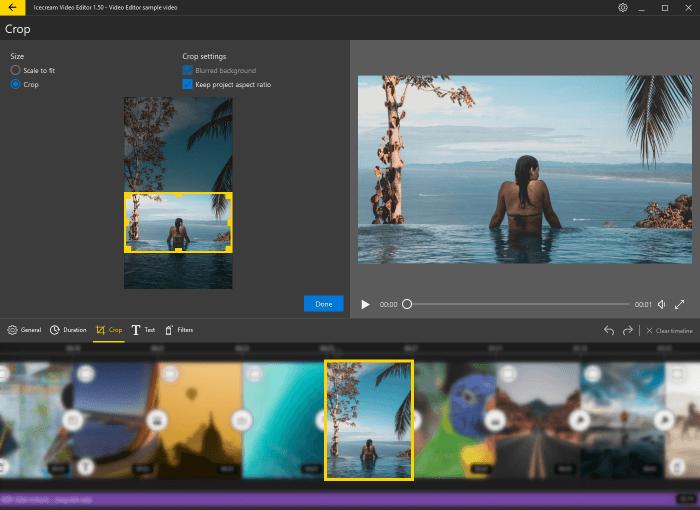 Icecream Video Editor crack mac